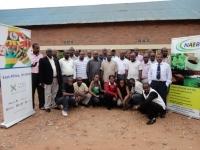 EATTA/TMEA Training at Kigali, Rwanda