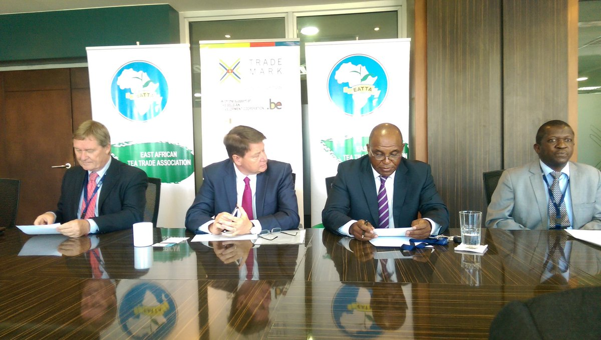 EATTA and TMEA MOU signing ceremony