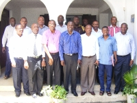 Ministers visit to EATTA_1
