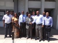 Visit by Burundi Vice President (2)