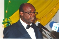EATTA Board Chairman Mr N. Orgut